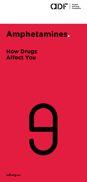 amphetamines - How drugs affect you, cover