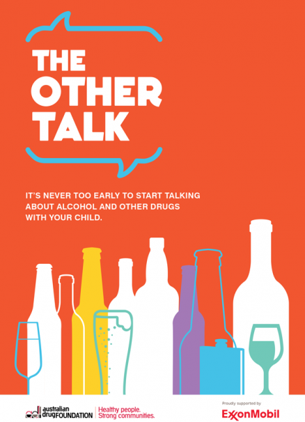 The Other Talk booklet cover